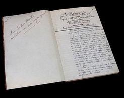 L' Abeilles D' Etampes (Essonne) Assemblées Générales Du 29 Février 1936 - Documents Historiques