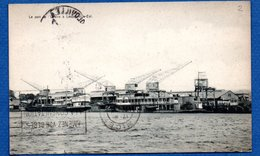 Port De L'Ugraira  / Léopoldville Est - Kinshasa - Léopoldville