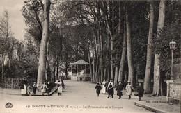 [28] Eure Et Loir > Nogent Le Rotrou Les Promenades Et Le Kiosque - Nogent Le Rotrou