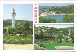Tunisia Tabarka Viaggiata 1993 - Tunisia
