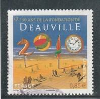 FRANCE 2010 OBLITERE  DEAUVILLE YT 4452 - - France
