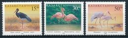 Kasachstan Vögel Michel 226-228, Sauber Postfrisch/** - Kazakhstan