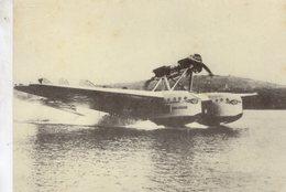Hydravion Savoia Marchetti S55X   -  CPM - 1919-1938: Between Wars