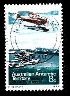 Terr.Antarq.Australien 1973  Mi.Nr: 26 Flugzeuge  Oblitèré / Used / Gebruikt - Oblitérés