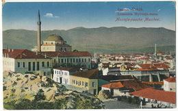 Uskub  Skopje  No 41 Mustafa Pascha Moschee Mosque - Macédoine