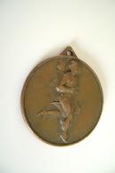 CORSA   MARATONA  GARE DEL  43° CORSO  3a Compagnia AA. SS.   SPORT MEDAGLIA MEDAL  MILITARE - Athlétisme