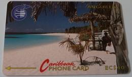 ANGUILLA - GPT - ANG-3B - 3CAGB - Shoal Bay Bar - $40 - Used - Anguilla