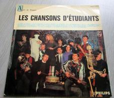 Chorale De L'Université Libre De Bruxelles – Les Chansons D'étudiants - Vinyl-Schallplatten
