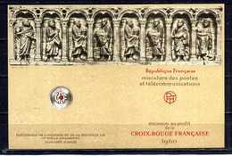 CARNET CROIX ROUGE N° 2009 DE 1960 NEUF ** - Croix Rouge