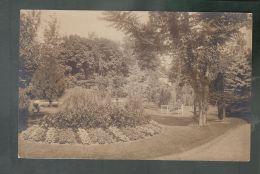 CPA (76) Parc Ou Jardin - Lieu à Situer - Photo Bettembos - Dieppe - Carte-photo - Dieppe