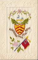 Carte Brodée British Army Regiment Gloucestershire - Regiments