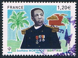 France - Sosthene Mortenol 5211 (année 2018) Oblit. - France