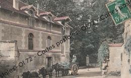 CPA [95] Val D'Oise > Valmondois - Le Moulin - Animée - Valmondois