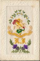 Carte Brodée Royal British Army Regiment ? Fusiliers - Regiments