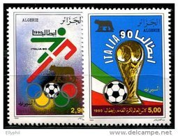 Algérie, N° 977 à N° 978** Y Et T - Algérie (1962-...)