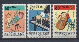 Nederland/Netherlands/Pays Bas/Niederlande 1992 Mi: 1451-1453 Yt: 1419-1421 Nvph: 1538-1540 (MNH/Neuf Sans Ch/**)(3791) - Unused Stamps