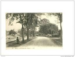 CPA Dax Promenade Des Baignots.neuve. - Dax