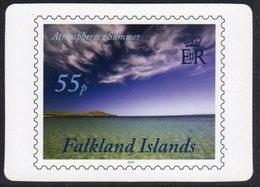 Falkland Islands 2010 Atmospheres - Summer Calendar Card - Falkland Islands