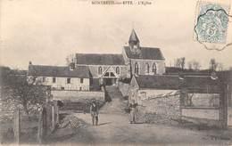 MONTREUIL SUR EPTE - L'Eglise - France