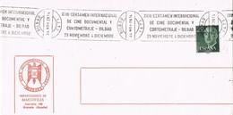 30108. Carta BILBAO 1976. CINE Documental Cortometraje, Cinema, Film - 1931-Hoy: 2ª República - ... Juan Carlos I