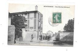 78 - MONTESSON : Rue Martial Marigné, - Montesson