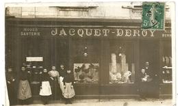 MAGASIN . MODES JACQUET DEROY - Ermont