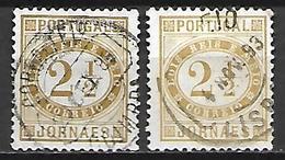 PORTUGAL    -    1876.    Y&T N° 50 Oblitérés.  Nuances - Autres