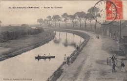 Bourbourg-Campagne.  Route Du Guindal - Autres Communes