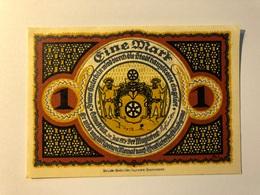 Allemagne Notgeld Osnabruck 1 Mark - Collezioni