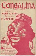 Congalina Illustré Par E. Stollé - Partituren