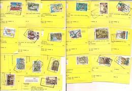 2459) 1995 20 Avvisi Ricevimento Corso Particolare Uso Isolato £750 - 1991-00: Marcofilia