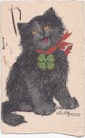 Chat Noir Porte-bonheur - Chats
