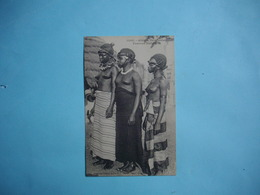 AFRIQUE OCCIDENTALE  FRANCAISE  (  Mali )  -  Femmes Malinkées  -  Seins Nus  - - Mali