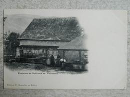 FONTAINE DE RUFFIEUX EN VALROMEY - Autres Communes