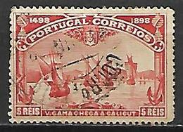 PORTUGAL    -    1898.  Y&T N° 147 Oblitéré - Portugal