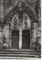 CPSM  TOURNY  Portail De L'Eglise - France