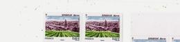 FRANCE 2012 Deux Timbres (2) YT N° 4645** Série Touristique  EPERNAY (Marne) Vue De La Ville Et Des Vignes CDF - France