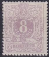 Belgie    .    OBP    .     29   ( 2 Scans )  .    **    .      Postfris  .   /   .  Neuf SANS Charniere - 1866-1867 Coat Of Arms