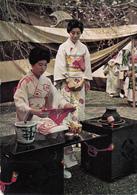 Escale à OKINAWA  Cérémonie Du Thé - Chine