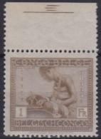 Congo  .    OBP    .   114      .   **    .      Postfris  .   /   .  Neuf SANS Charniere - Congo Belge