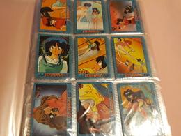 RANMA Del 1996.1/2 Set Completo Cards 1a 45 - Adesivi