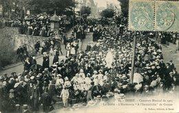 BREST   **** L IMMACULEE DE CROZON EN  1905 **** - Brest