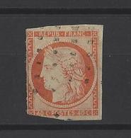 FRANCE. YT 5  Obl  1850 - 1849-1850 Ceres