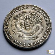 China - Chekiang   Province - 1 Dollar - 1898/1899 - FALSE - Imitazioni