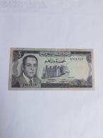 MAROCCO 10 DIRHAMS 1970 - Marocco