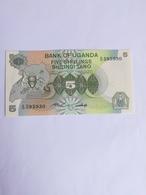 UGANDA 5 SHILLINGS - Uganda