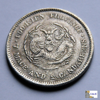 China - Fukien   Province - 1 Dollar - 19899 - FALSE - Imitazioni