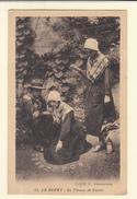 36-18 LE BERRY Folklore Tradition Cartomancie Tireuse De Cartes - Folklore