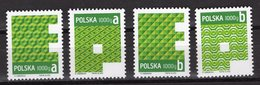 POLAND - 2013 Economic & Priority Stamps  M90 - 1944-.... Repubblica