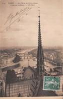 75-PARIS LA FLECHE DE NOTRE DAME-N°C-4372-A/0185 - France